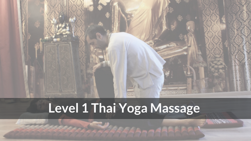 Level 1 Thai Yoga Massage