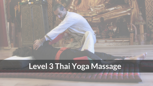 Level 3 Thai Yoga Massage