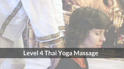 Level 4 Thai Yoga Massage