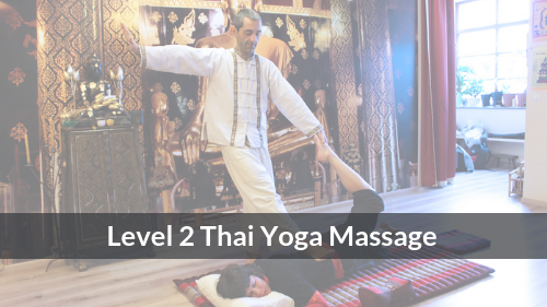 Level 2 Thai Yoga Massage