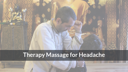 Therapy Massage for Headache