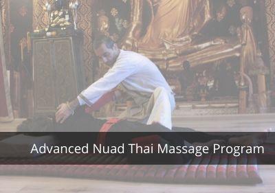 Advanced Nuad Thai Massage 2